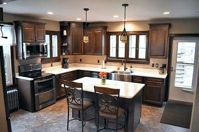 Kitchen Remodeling Lehigh Valley Poconos Country Kitchen Remodel