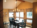 Dining Room Addition Constructed By Service Construction Co. Inc.