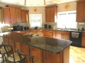 Cambria countertops featured in this custom homes kitchen built just north of the Lehigh Valley in PA.