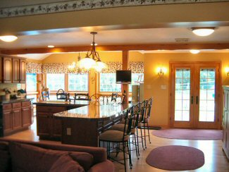 Additions - Custom Kitchens - Echelon Cabinets - Pella Windows Doors serving Lehigh Valley, Poconos, Saucon Valley, Northampton County, Eastern Pennsylvania